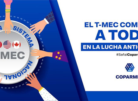El T-MEC compromete, a todos, en la lucha anticorrupción