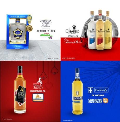 ¡SURTE TU TEQUILA CON UN SOLO CLICK!  Te recordamos que puedes encontrarnos a la venta en: ➡ LINK DE COMPRA: https://www.bodegasalianza.com/tequila-antigua-cruz-anejo-cristalino-750ml-27802/p   ➡ LINK DE COMPRA: https://www.lacomer.com.mx/lacomer/doHome.action?succId=305&succFmt=200&pasId=745&artEan=759380117081&ver=detallearticulo&opcion=detarticulo ➡️ LINK DE COMPRA: https://www.elpalaciodehierro.com/catalogsearch/result/index?q=tequila+el+charro+&fbclid=IwAR0bsC8knkYJkDaMBpDk9J6aG2zC08BS6zjkNyYzvu8ZFWKhX03Y19UeaIk   ➡️ LINK DE COMPRA: https://articulo.mercadolibre.com.mx/MLM-649906041-whisky-black-jack-750-ml-_JM?fbclid=IwAR1KTEQu4rdau3Tw7H1MHyL68DFmkCJHJs9PDPm6aije89ksP0HZB-QzDAs
