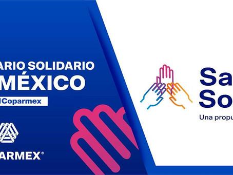 Por un Salario Solidario para México