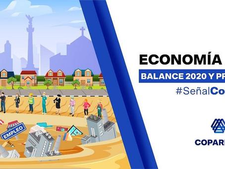 Balance Económico del año 2020 y Prospectiva 2021