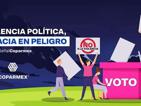 Violencia Política, Democracia En Peligro