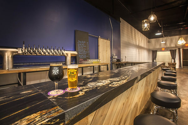 The Barrel Room Bar at New English hi re