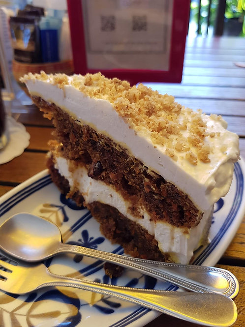 Mama's Famous Carrot Cake