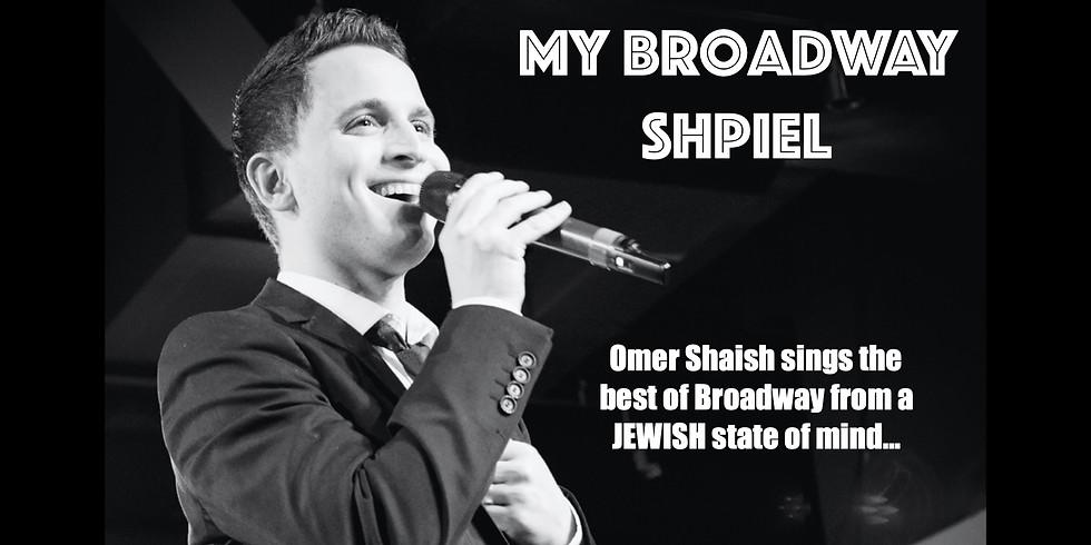 My Broadway Shpiel - Aviv Festival