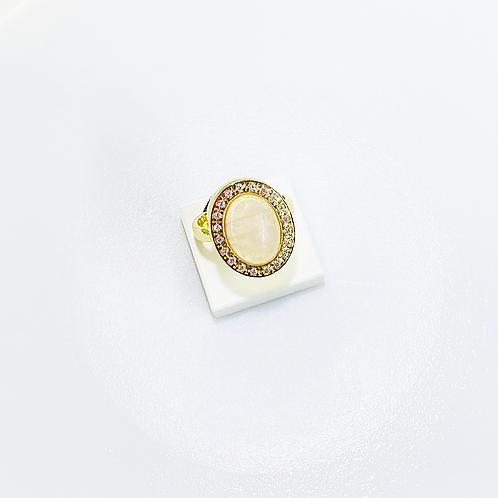 Ring (Rose Quartz)