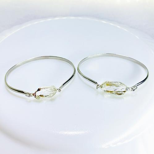 Bracelets  (Crystal Quartz)