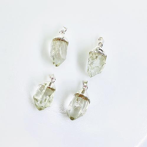 Crystal Quartz Pendants