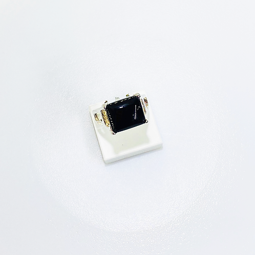 Ring (Black Obsidian)