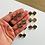 Thumbnail: Amethyst Slice pairs (Mushroom shape)