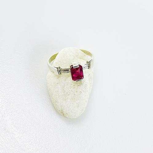 Ring (Pink Tourmaline)