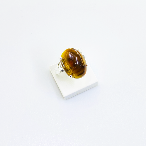 Ring (Tiger's Eye)