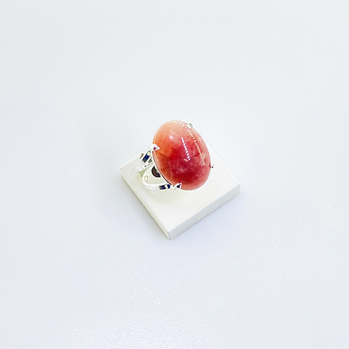 Ring (Strawberry Quartz)