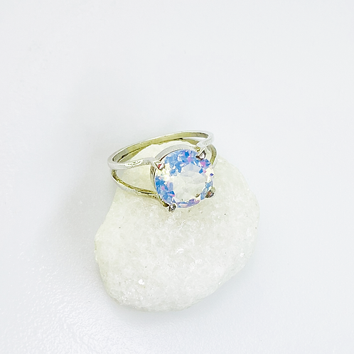 Ring (Opalite)(Imitation Moonstone)