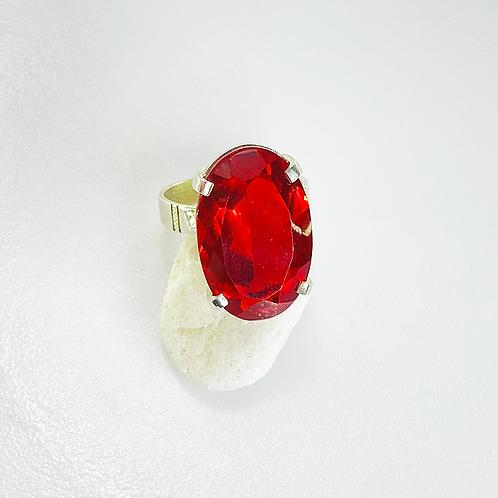 Ring (Imitation Ruby)