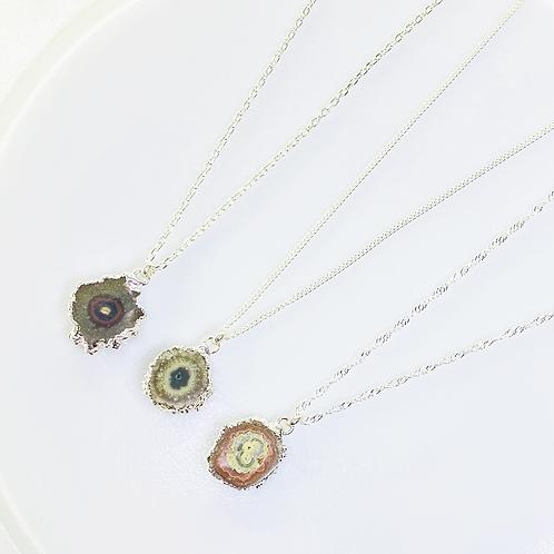 Necklace (Stalactites)(Chains:40 cm)
