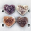 Thumbnail: Druzy Hearts