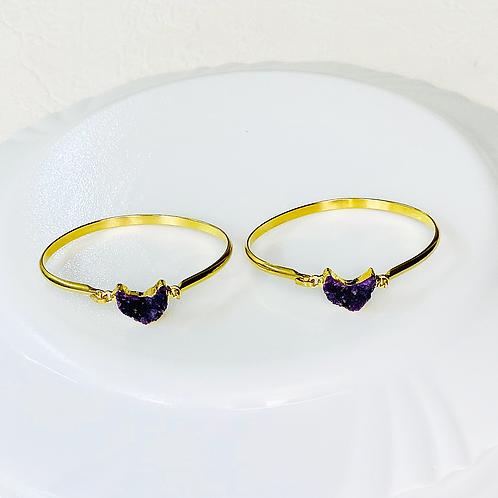 Bracelets (Amethyst)