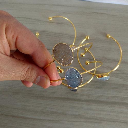 Druzy Bracelet (Freeform)