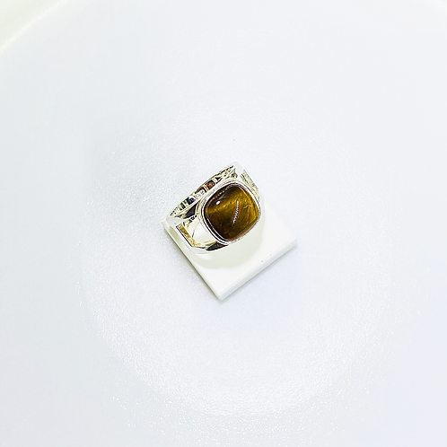 Ring (Tiger's Eye)