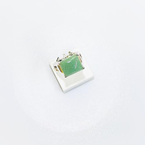 Ring (Green Quartz)