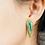 Thumbnail: Stud Earrings (Jasper) (Teardrop)