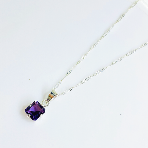 Necklace (Amethyst)