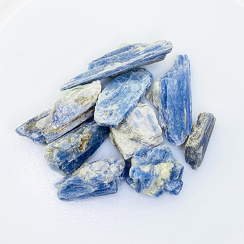 Blue Kyanite (100 grams/0.220 LB) or (1 Kg / 2.20 LB)