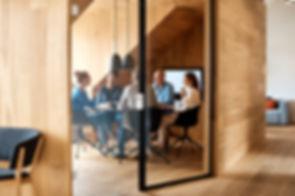 Startup-Raum