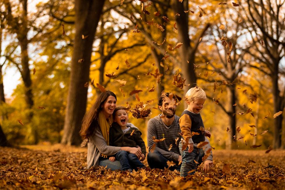 Family Photographer Autumn Photography Heather Records