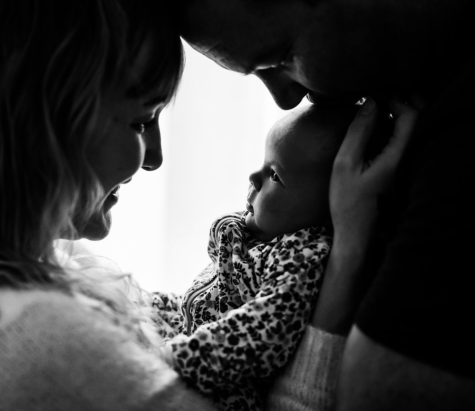 Family Photographer Studio Photography Heather Records Christchurch New Zealand