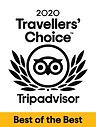 Travellers' Choice 2020 - Tripadvisor