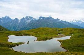 טיול טבע ונופים בחבל טושטי, גאורגיה