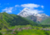 טיול חורף ייחודי בגאורגיה