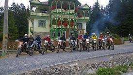 טיול אופנועי שטח ברומניה