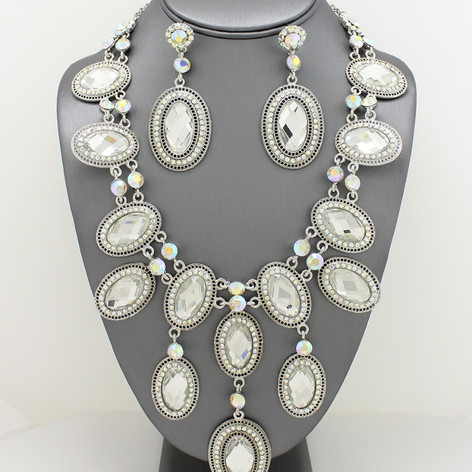 Clear Silver $40