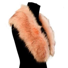 Light Pink Fur Collar $30