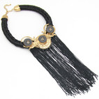 Red Statement Fringe $15
