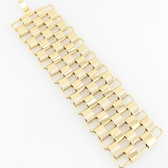 SOLD OUT Gold link $15