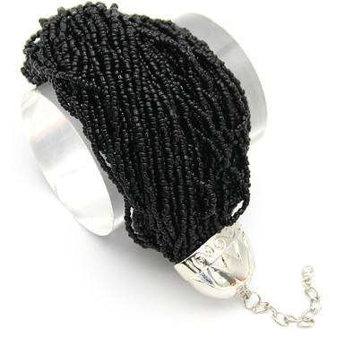 Black Multi Strand $11