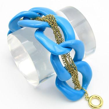 Blue Chucky Links $11