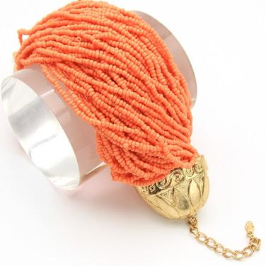 Orange Multi Strand $11