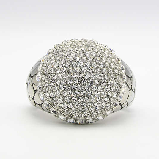 Silver Pave $20