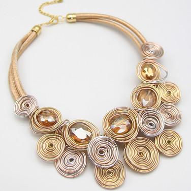 Gold Wire Collar $20