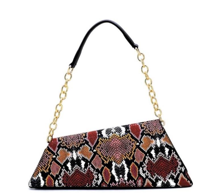 Pink Angled Bag $40