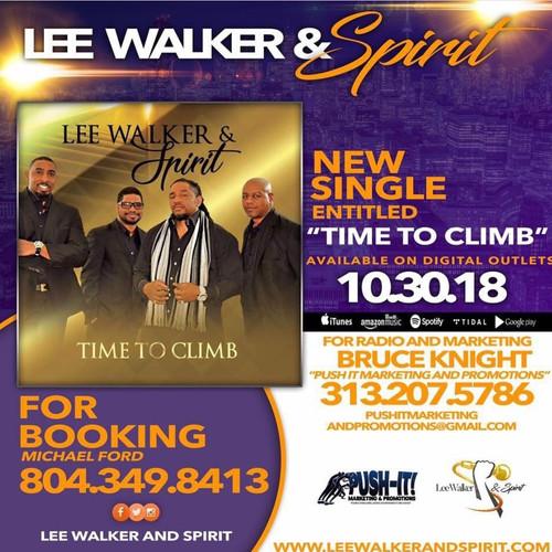Lee Walker and Spirit