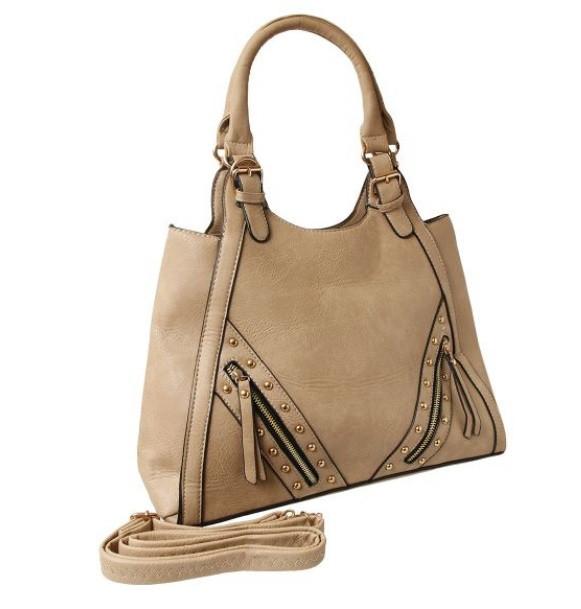 Light Brown Zipper $30