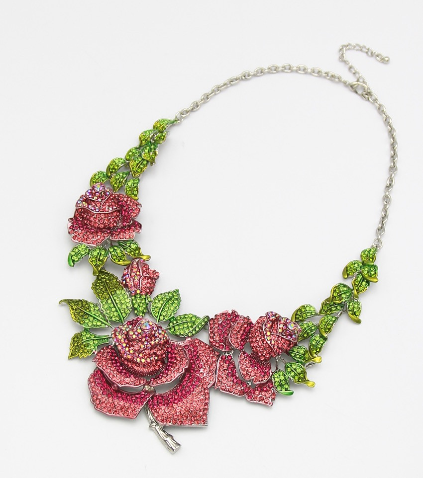 SOLD OUTPave Fushica Rose $40