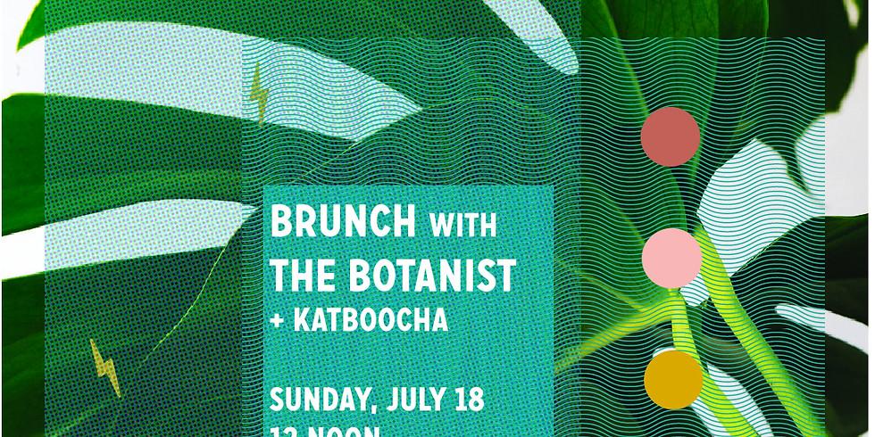 Botany and Brunch at Radio Social!