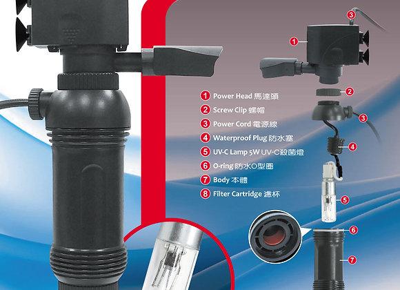 Up Aqua UV power head A-067-PUV