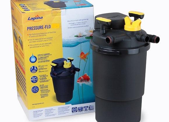 Laguna Pressure Flo 14000 High Performance Pond Filter with UVC